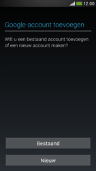 HTC Desire 601 - Applicaties - Account aanmaken - Stap 4
