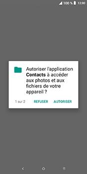 Alcatel 3L - Contact, Appels, SMS/MMS - Envoyer un MMS - Étape 6