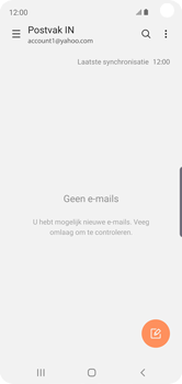 Samsung Galaxy S10e - E-mail - e-mail instellen (yahoo) - Stap 5