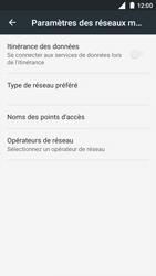 Nokia 5 - Internet - Configuration manuelle - Étape 8