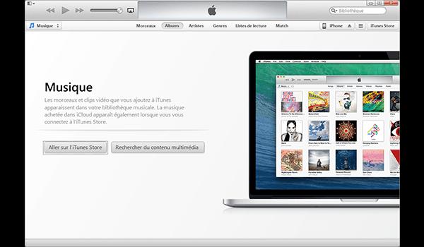 Apple iPhone XS - iOS 12 - Aller plus loin - Gérer vos données avec un ordinateur - Étape 4