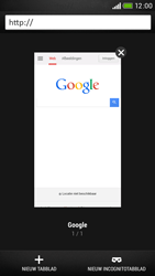 HTC Desire 601 - Internet - internetten - Stap 17