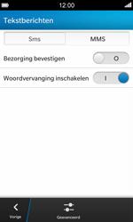 BlackBerry Z10 - MMS - probleem met ontvangen - Stap 6