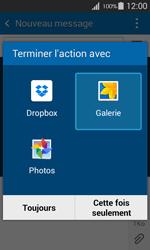 Samsung Galaxy Ace 4 - Contact, Appels, SMS/MMS - Envoyer un MMS - Étape 16