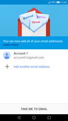 Huawei P10 Lite - E-mail - Manual configuration (gmail) - Step 14