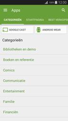 Samsung I9195i Galaxy S4 mini VE - Applicaties - Downloaden - Stap 6