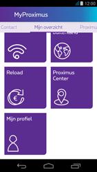 Acer Liquid Z500 - Applicaties - MyProximus - Stap 24