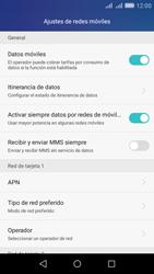 Huawei Huawei Y6 - Internet - Activar o desactivar la conexión de datos - Paso 5