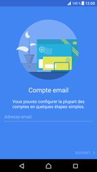 Sony Xperia XZ Premium - E-mails - Ajouter ou modifier un compte e-mail - Étape 6