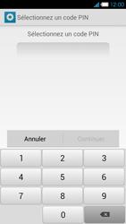 Bouygues Telecom Ultym 4 - Sécuriser votre mobile - Activer le code de verrouillage - Étape 7