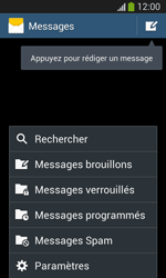 Samsung Galaxy S3 Lite (I8200) - SMS - configuration manuelle - Étape 5
