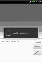 HTC A510e Wildfire S - MMS - envoi d'images - Étape 13