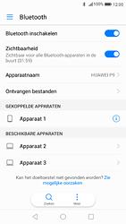 Huawei P9 - Android Nougat - Bluetooth - koppelen met ander apparaat - Stap 9