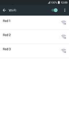HTC 10 - WiFi - Conectarse a una red WiFi - Paso 6