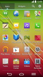 LG G2 mini LTE - Applications - Downloading applications - Step 3