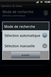 Sony Ericsson Xperia Mini Pro - Réseau - utilisation à l'étranger - Étape 11