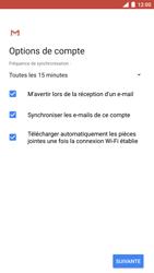 Nokia 8 (SingleSim) - E-mail - 032c. Email wizard - Outlook - Étape 10