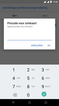 Nokia 6.1 Dual-SIM (TA-1043) - Beveiliging en ouderlijk toezicht - Hoe wijzig ik mijn SIM PIN-code - Stap 8