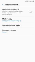 Samsung A520F Galaxy A5 (2017) - Android Oreo - Réseau - Activer 4G/LTE - Étape 6