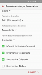 Samsung G920F Galaxy S6 - E-mail - Configuration manuelle (outlook) - Étape 8