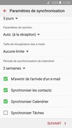 Samsung Galaxy S6 - E-mails - Ajouter ou modifier votre compte Outlook - Étape 8