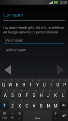 HTC One - Applicaties - Account aanmaken - Stap 5