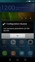 Huawei P8 Lite - Internet - configuration automatique - Étape 7