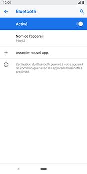 Google Pixel 3 - Bluetooth - Jumeler avec un appareil - Étape 8