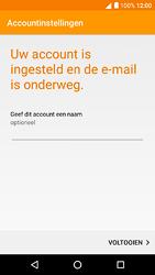 Alcatel A3 - e-mail - handmatig instellen - stap 12