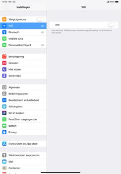Apple ipad-pro-11-inch-2018-model-a1934 - WiFi - Handmatig instellen - Stap 4