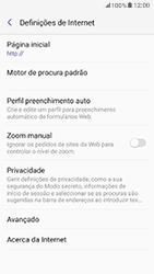 Samsung Galaxy A5 (2017) - Internet no telemóvel - Configurar ligação à internet -  28