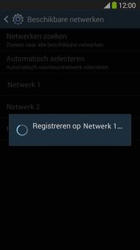 Samsung N9005 Galaxy Note III LTE - Netwerk - Handmatig netwerk selecteren - Stap 12