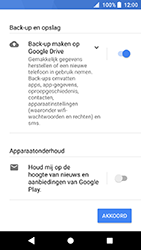 Sony Xperia XA2 (H3113) - Applicaties - Account aanmaken - Stap 17