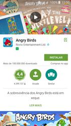 Samsung Galaxy J5 - Aplicativos - Como baixar aplicativos - Etapa 17