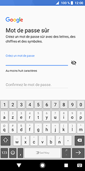 Sony Xperia XZ2 - Applications - Créer un compte - Étape 11