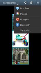 Samsung I9300 Galaxy S III - Bluetooth - Transferir archivos a través de Bluetooth - Paso 8