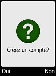 Doro 6520 - E-mails - Ajouter ou modifier votre compte Gmail - Étape 8