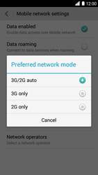 Huawei Ascend G6 - Network - Change networkmode - Step 7
