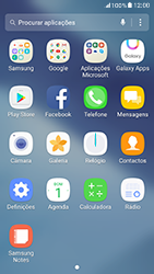 Samsung Galaxy A5 (2017) - Email - Adicionar conta de email -  3