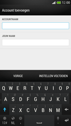 HTC One Mini - E-mail - Account instellen (IMAP zonder SMTP-verificatie) - Stap 18