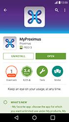 LG K10 4G K420 - Applications - MyProximus - Step 9