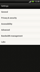 HTC Z520e One S - Internet - Manual configuration - Step 18
