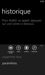 Nokia Lumia 620 - Messagerie vocale - configuration manuelle - Étape 6