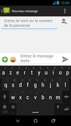 HTC Desire 310 - MMS - Envoi d