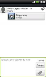 HTC A9191 Desire HD - MMS - envoi d'images - Étape 13