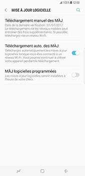 Samsung Galaxy S8 Plus - Appareil - Mises à jour - Étape 6