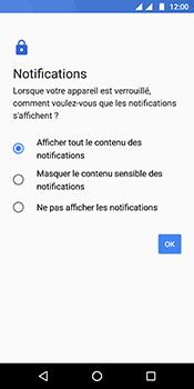 Motorola Moto G6 - Sécuriser votre mobile - Activer le code de verrouillage - Étape 12