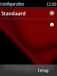Nokia Asha 300 - Internet - automatisch instellen - Stap 10