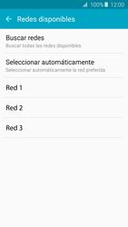 Samsung Galaxy A5 (2016) - Red - Seleccionar una red - Paso 8