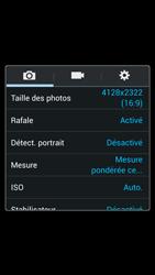Samsung Galaxy S4 - Photos, vidéos, musique - Créer une vidéo - Étape 6